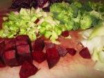 Lisää vihanneksia